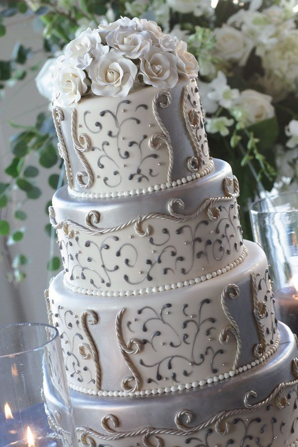 90 best Silver Wedding Ideas images on Pinterest | Silver ...