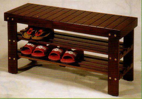 Beautiful New Wooden Shoe Bench Furnituremaxx Http Www Amazon Com Dp B000fmledk Ref Cm Sw R Pi