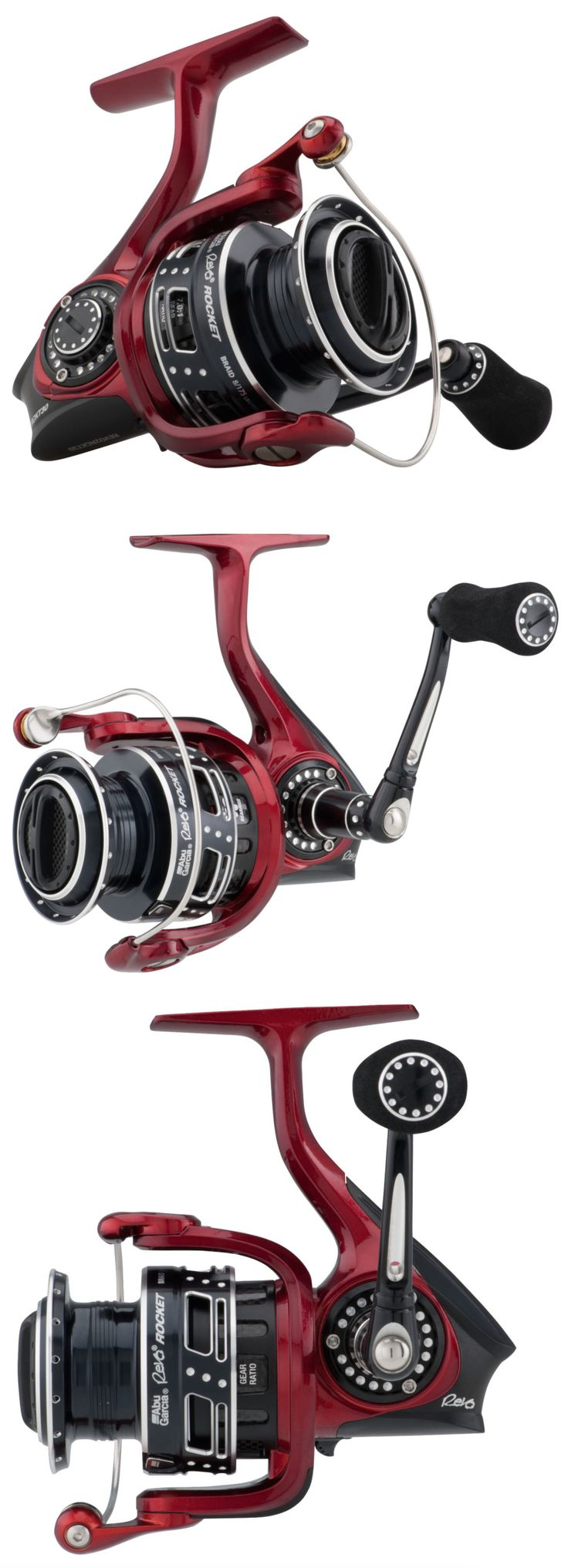 Spinning Reels 36147: Abu Garcia Revo Rocket 30 Spinning Reel | Revo2rckt30 | Free Shipping -> BUY IT NOW ONLY: $160.99 on eBay!