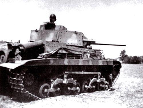 Turan I tank, pin by Paolo Marzioli