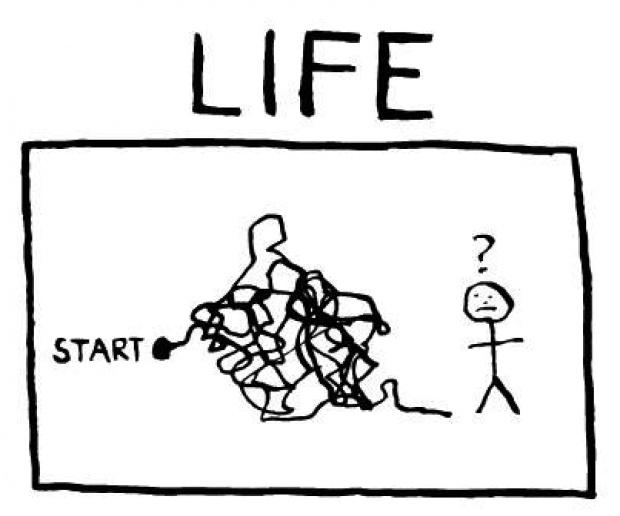 Edward Monkton - Life