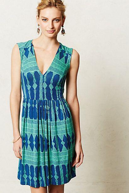 Palau Petite Dress $118 #anthropologie