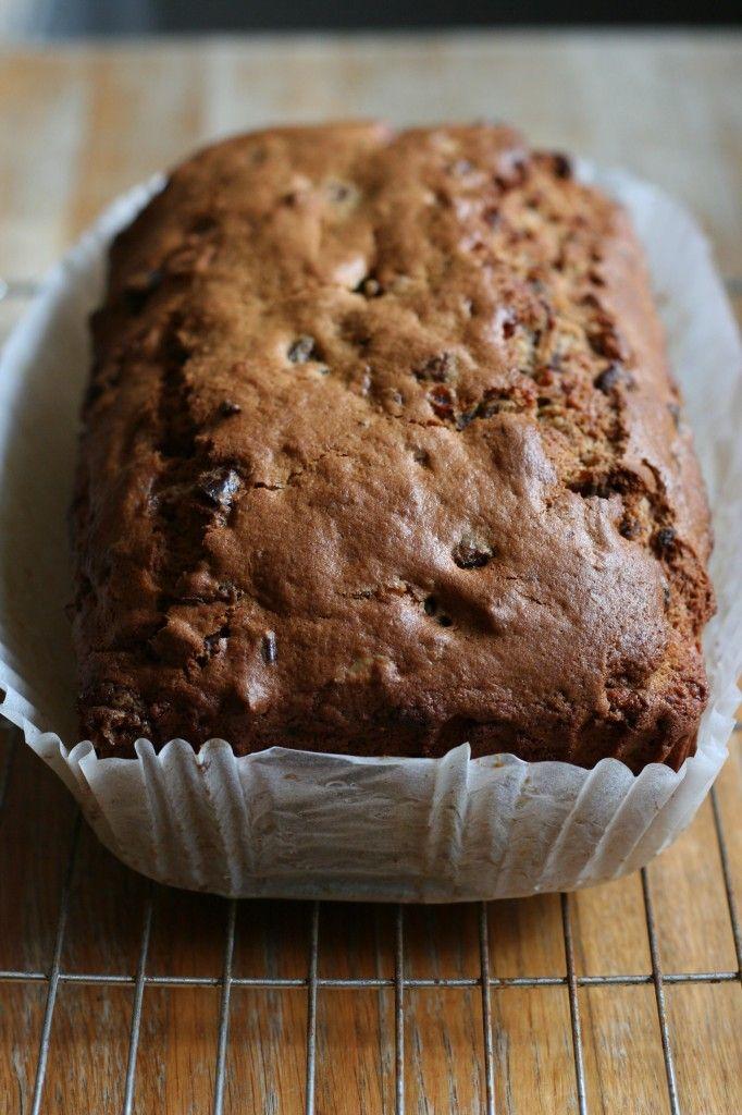 The Barefoot Contessa's Date Nut Spice Bread