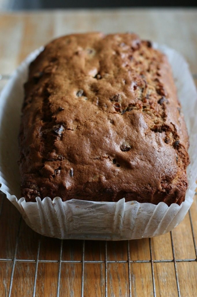 Barefoot Contessa's Date Nut Spice Bread