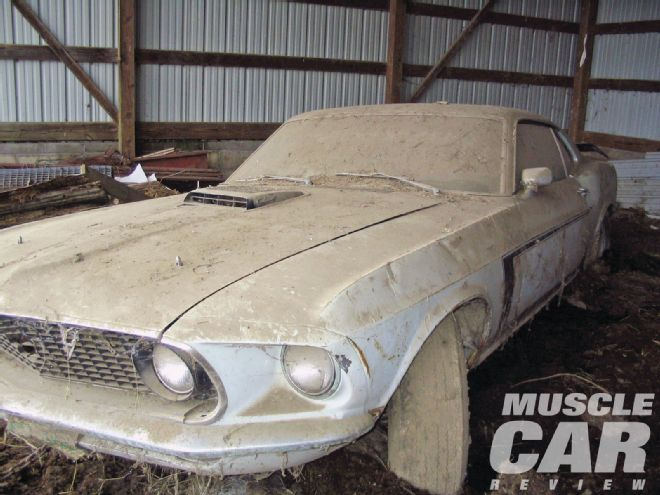 John Grafelman dreamt of owning the long-lost 1969 Ford Mustang owned by Larry Shinoda, not knowing he already bought it through an ad in the local news paper.