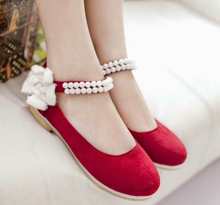 flat shoes for girls - photo #46