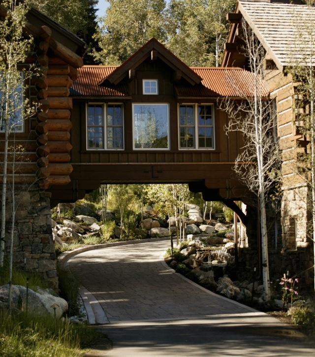 Log Home Exterior Ideas: 19 Best Arctic Entry Images On Pinterest