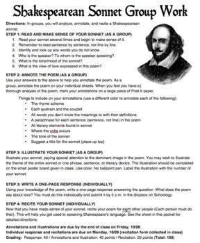 shakespeare sonnet close reading Being able to write a close reading (explication) of a poem is one of the skills that  you  egotism and ersatz love in shakespeare's sonnet 42 by joy l payne.