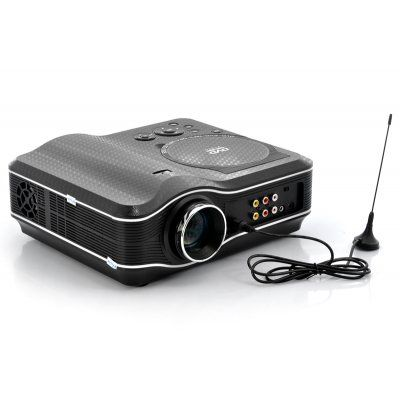 Wholesale DVD Projector - LED Projector with DVD Player From China