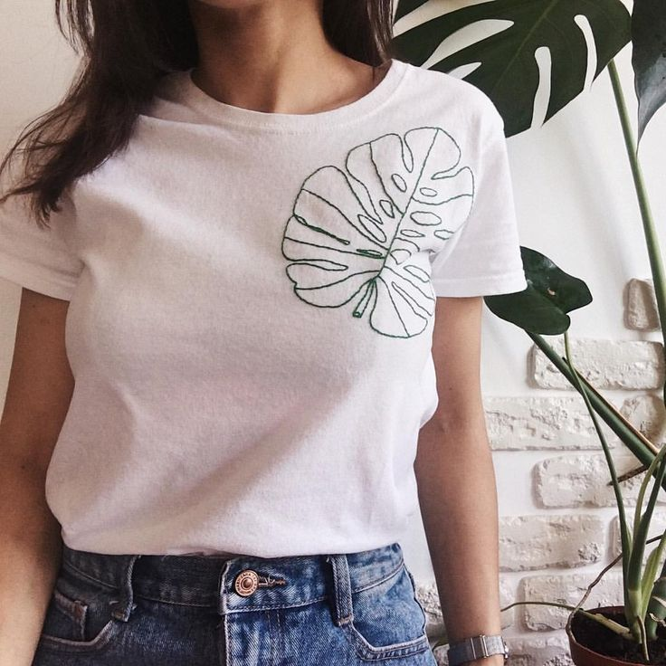 сша, примеры украшения футболки картинкой природа потолок распространенный вид