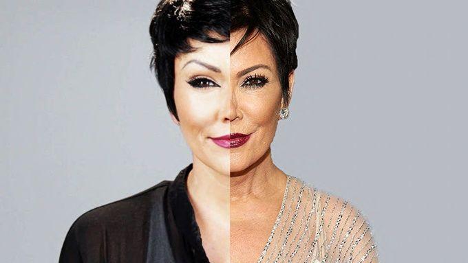 Brilliant Makeup Artist Transformation Into The Kardashians Faces www.maxviral.com #celebrity #make-uptransformations