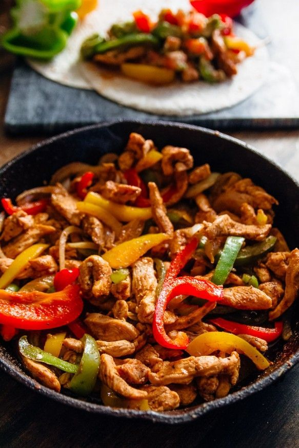 Tangy Fajita Marinade Recipe — Dishmaps