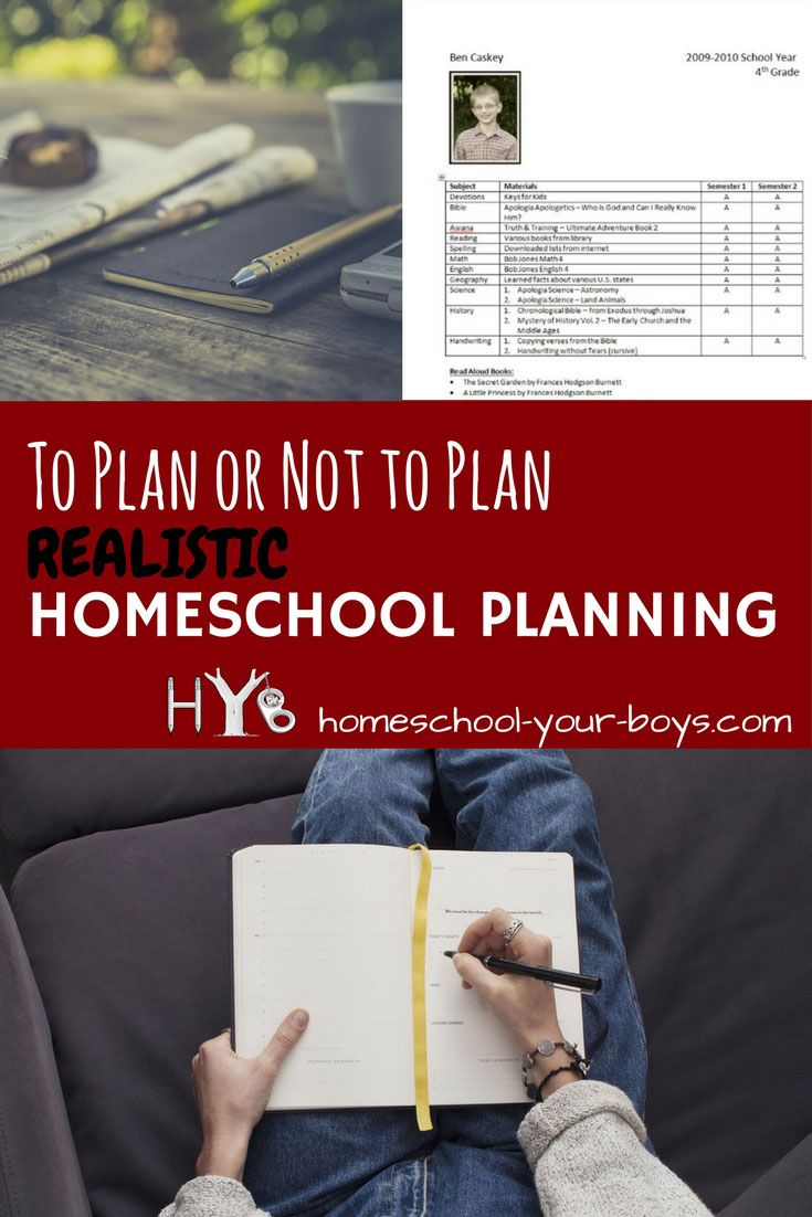 Do you struggle with homeschool planning? Click through to discover some realistic homeschool planning methods! | homeschool planning | planning | realistic homeschool planning |