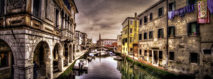 not venice. by Luca Lorenzelli on 500px