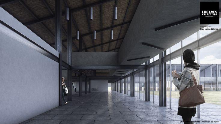 https://flic.kr/p/JcQnbK | Les Menuires rehab | MENCIÓN DE HONOR Diseño: Lugares Colectivos + Luisa Gómez.