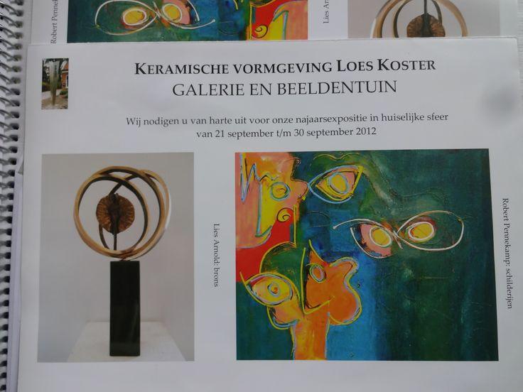 Keramische Vormgeving, Groningen, Loes Koster