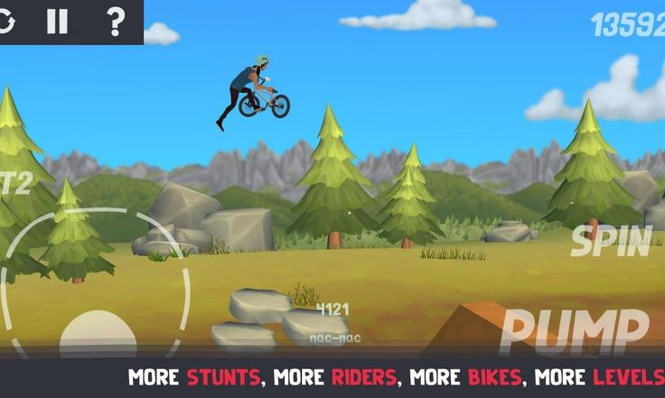 Download Pumped BMX 3 Android Game for Free -  http://androidhackers.net/pumped-bmx-3/