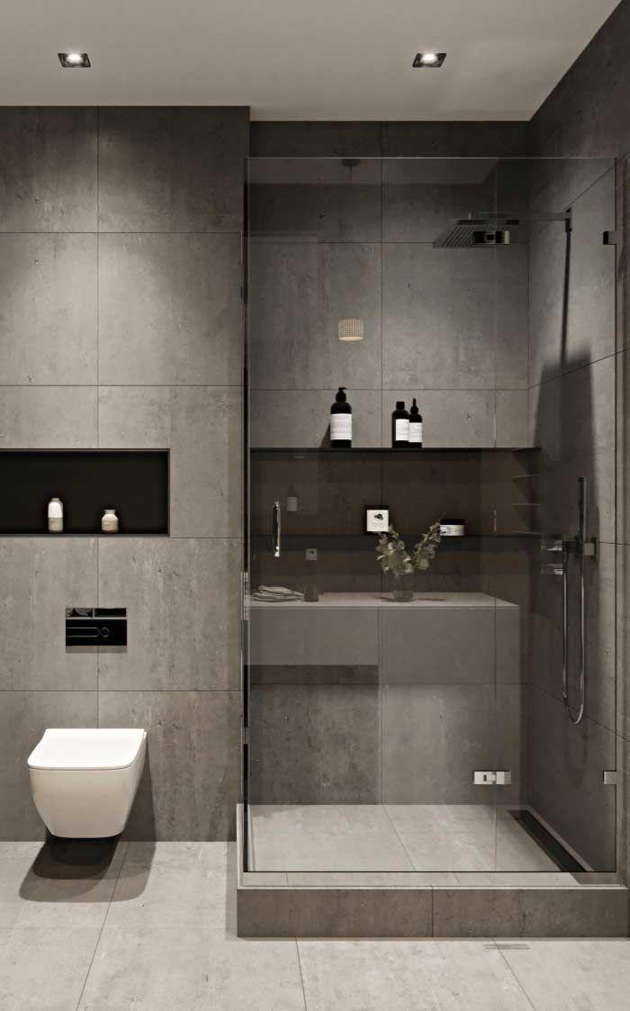 59 Simply Chic Bathroom Tile Ideas for Bo …