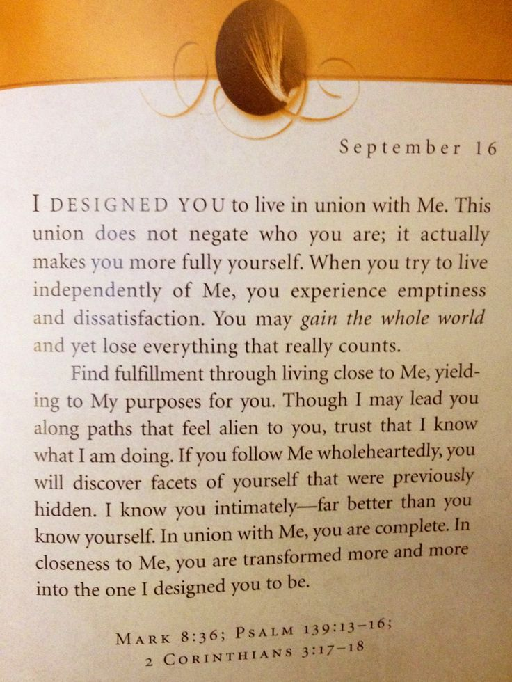 Believe  Jesus Calling, Sarah Young