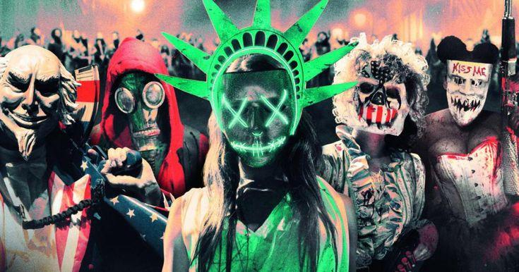 American Nightmare Élections : un troisième film palpitant