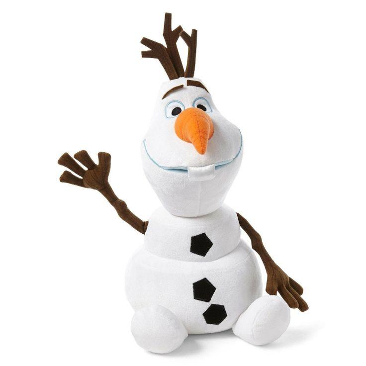 Disney Frozen Exclusive 18 Inch Plush Figure Olaf Reviews