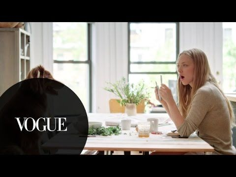 This Video Of Amanda Seyfried And Her Dog Finn Is Ridiculously Adorable