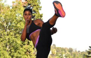 High Intensity Cardio Kickboxing Workout