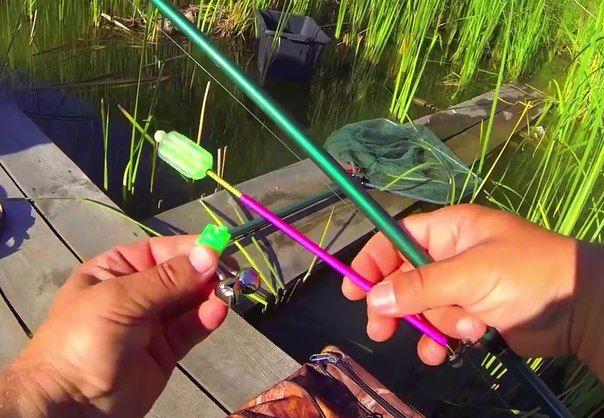 Рыбная ловля на пружину https://zverolov.com/posts/25780