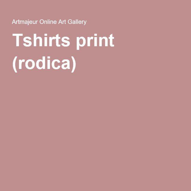 Tshirts print (rodica)