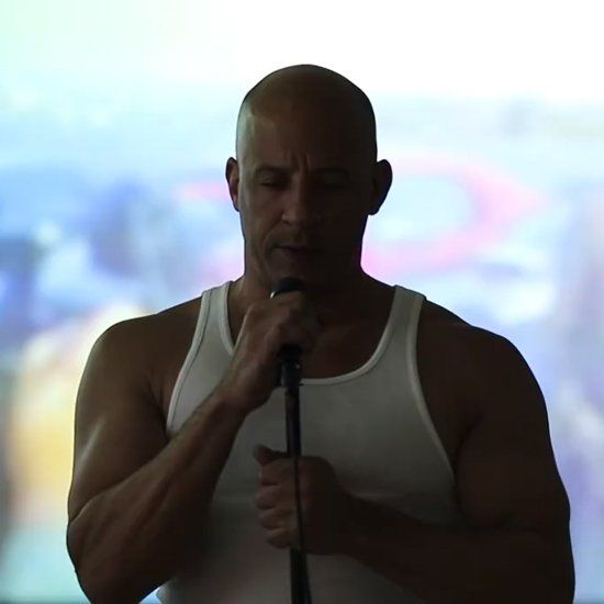 Pin for Later: You'll Need Tissues to Watch Vin Diesel's Latest Tribute to Paul Walker