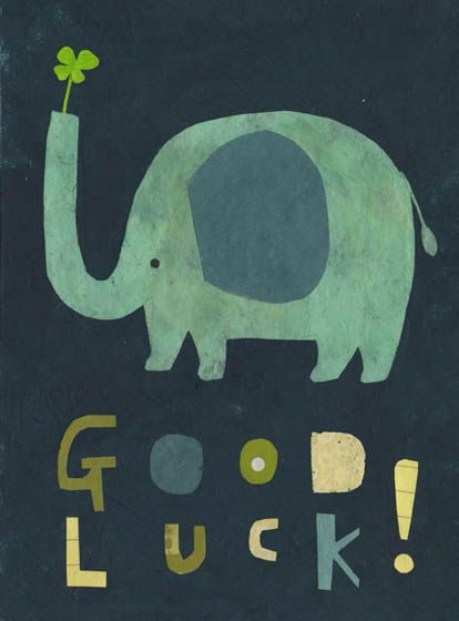 good luck elephant | Flickr - Photo Sharing!  Winning the lottery is about luck, but you have to play to win. That's what keeps us going. Order your California lottery tickets online at LottoGopher.com. Save time chasing your dreams so you can work on your other ones.