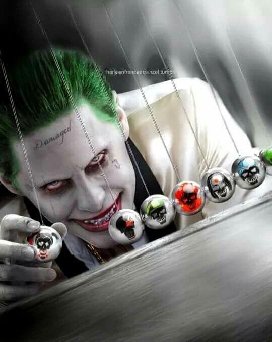Joker suicide squad                                                                                                                                                                                 Más