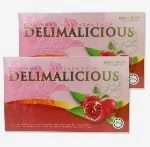 JSD Collagen Delimalicious - Jakmas JSD Online Store  berfungsi memperbaiki struktur kulit supaya cerah dan putih, menutup liang pori, menghilangkan kedutan dan lingkaran gelap bawah mata serta menyihatkan kuku dan rambut. Kandungan herbanya pula berfungsi memantapkan bahagian intim wanita supaya montok, ketat dn padat.