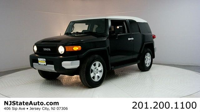 2007 Toyota FJ Cruiser OPEN from 9 AM - 8 PM in Jersey City, NJ - www.NJStateAuto.com - CASH or FINANCING and DRIVE HOME 🚗 with paperwork and license plates.