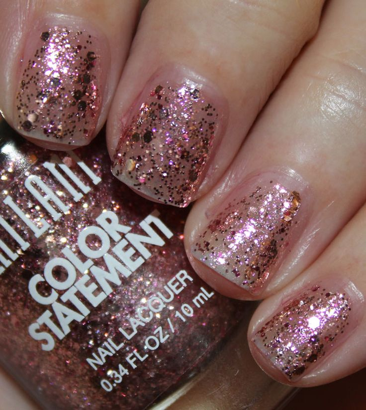 Milani Color Statement Nail Lacquer Club Lights Clear
