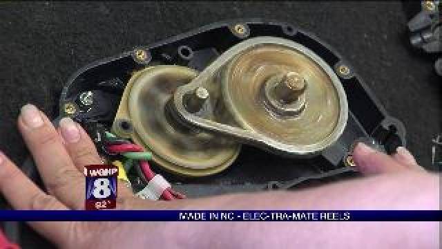 Made in NC: Electric fishing reel drivers