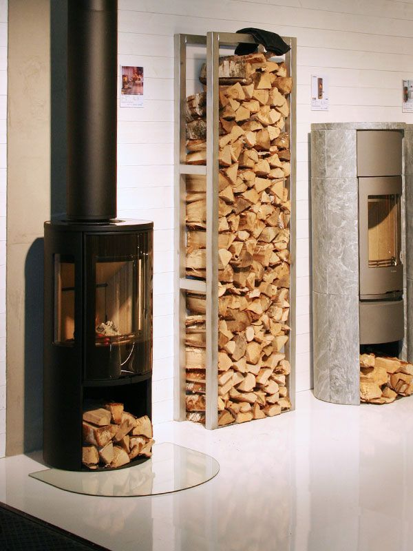 Contura at ISH 2015. Woodburner Contura 556 Style in black with glassfront, a real beauty!