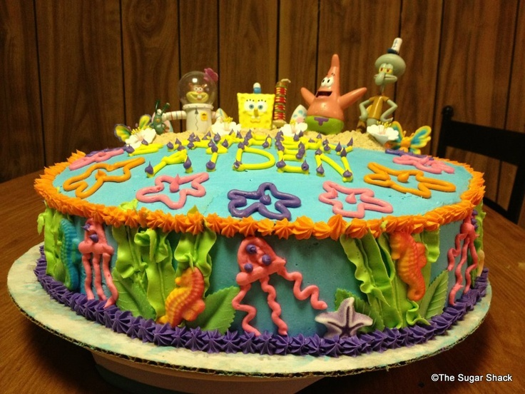 90 best Spongebob Party images on Pinterest Spongebob birthday