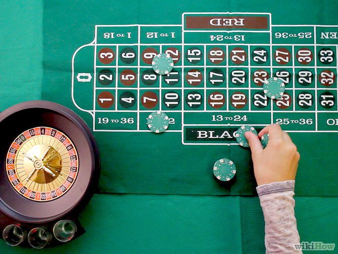 How to Play Roulette: 9 Steps (with Pictures) - wikiHow