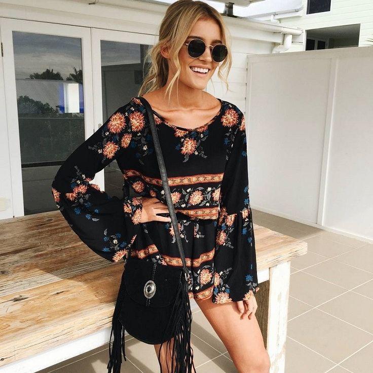 Beautiful boho jumpsuit