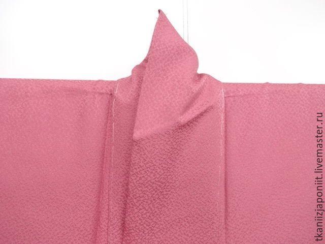 """Купить Японское кимоно """"Малиновый щербет"""" - темно-розовый, кимоно, японское кимоно, кимоно купить"""