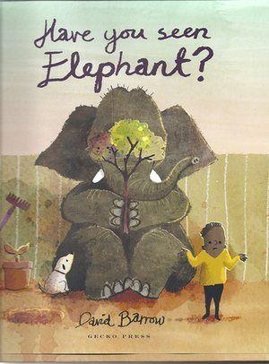 have you seen elephant David barrow