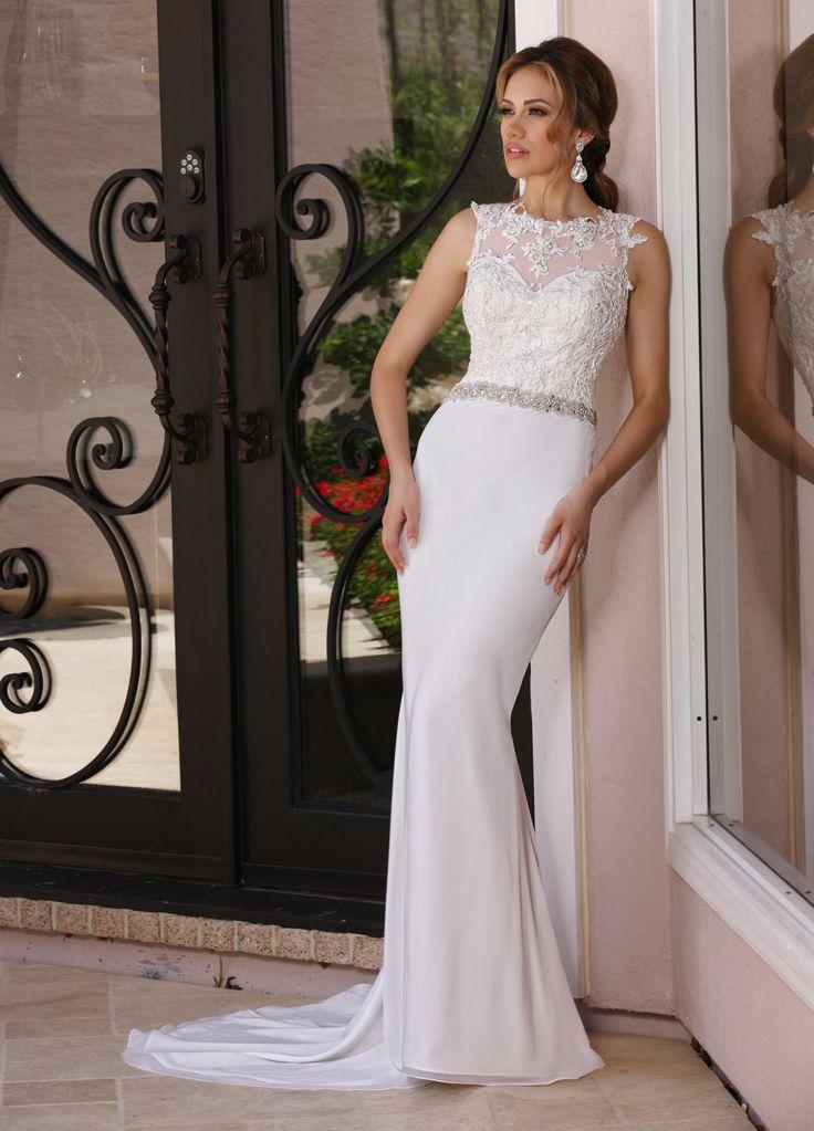 16 best Davinci Wedding Dresses images on Pinterest ...