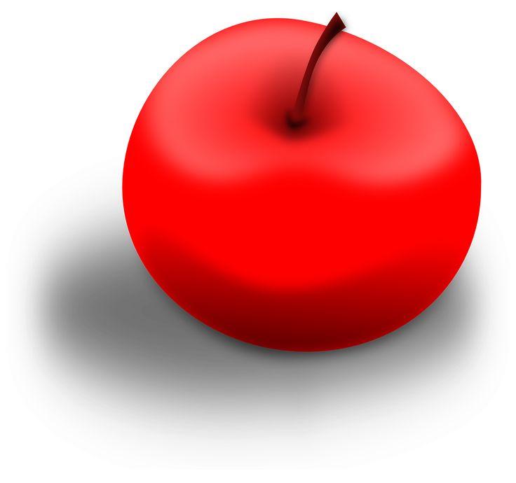 Apple Fruit Food Healthy Fresh