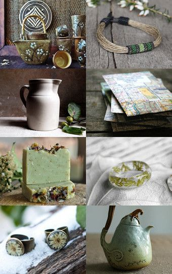 Goddess of Green Earth  by Lunamen on Etsy--Pinned+with+TreasuryPin.com