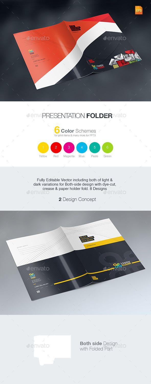 Multipurpose Presentation Folder