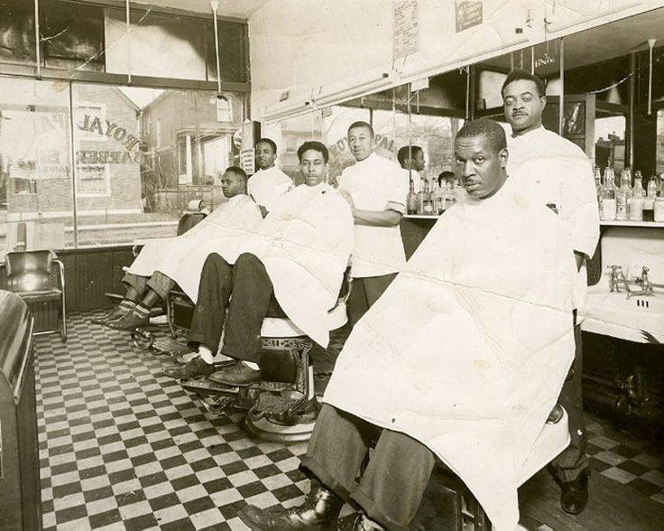 Barbershop Brooklyn 40's