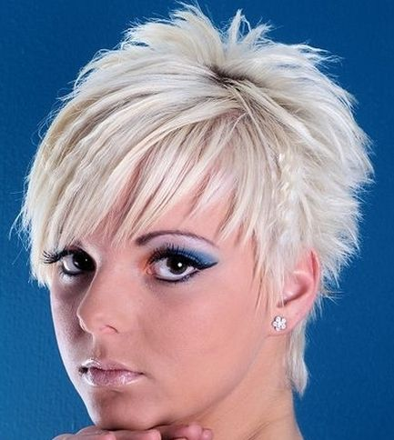 17 images about spikey hair on pinterest  for women