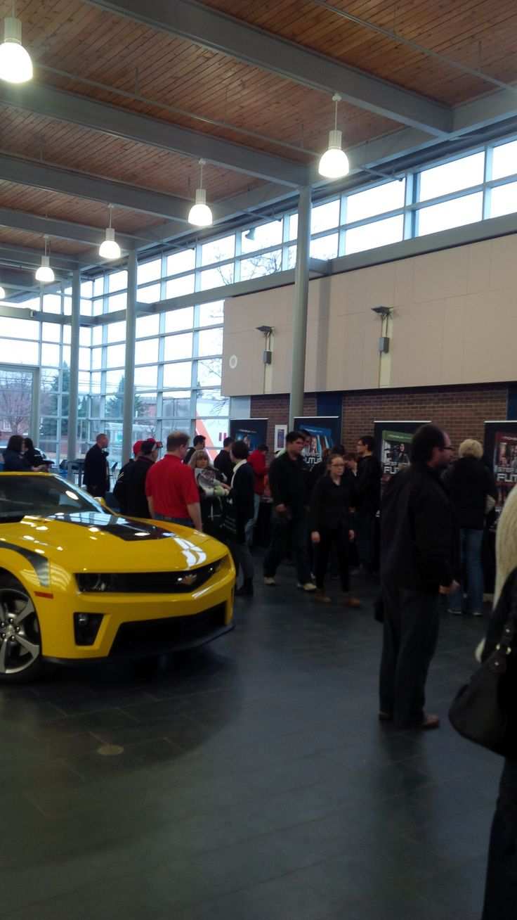 Mohawk College Spring Open House 2015.