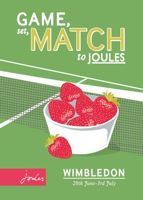 Strawberries & Cream at Wimbledon